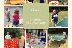 St Mark's Harvest Lunch and BBQ